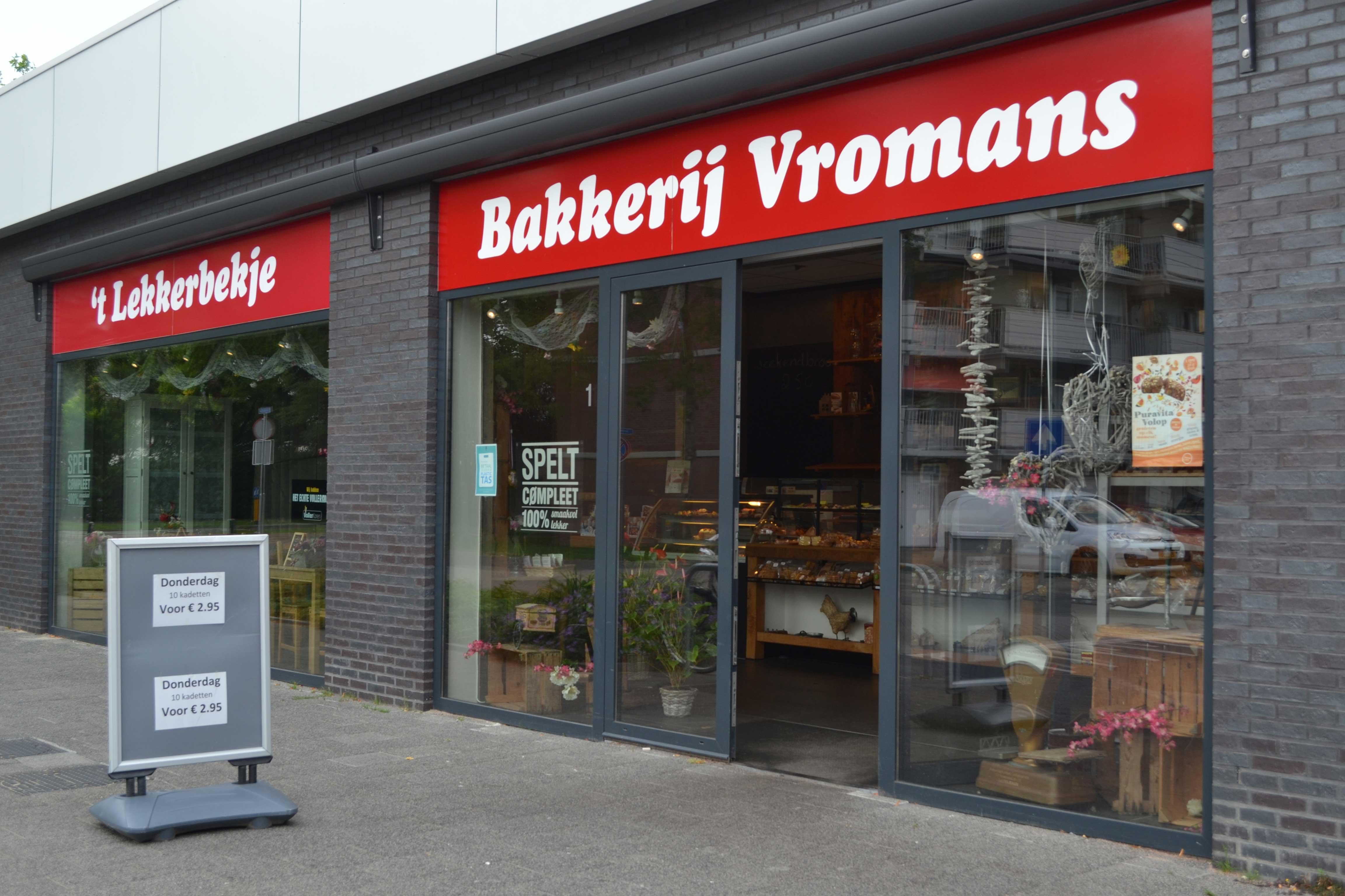 Vromans Breda de burcht